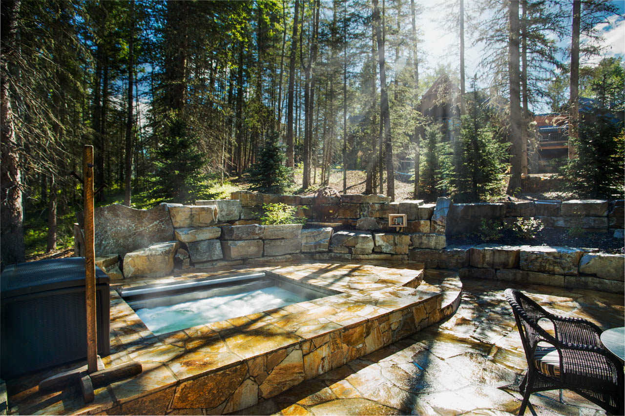 Calgary Commercial Photography - for Rocky Mountain Pools and Spas