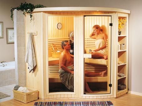 Designer – Amberlight Sauna