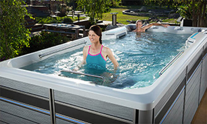 Endless Pools® Swim Machine