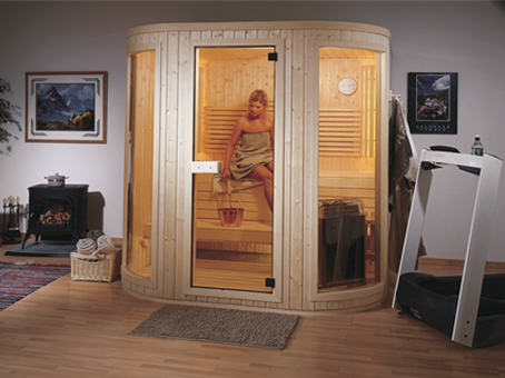 Rocky Mountain Pools and Spas Sauna traditional designer aurora-01