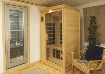 B810 Far-Infrared Sauna