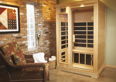 B820 Far-Infrared Sauna