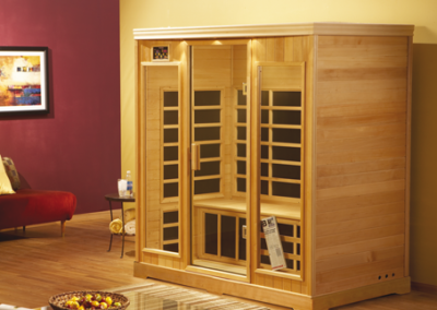B830 Far-Infrared Sauna