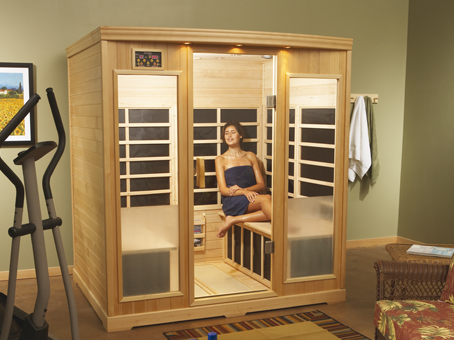 B840 Far-Infrared Sauna