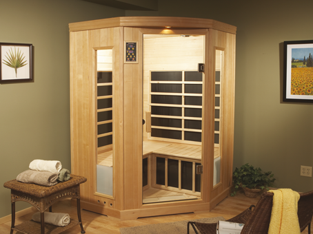 B870 Far-Infrared Sauna