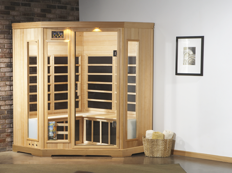 B880 Far-Infrared Sauna