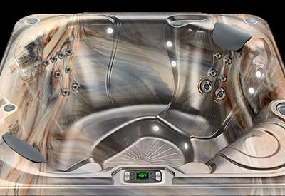 Bolt – 4 Person Hot Tub