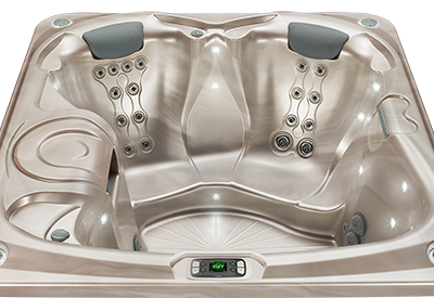 Glow – 4 Person Hot Tub