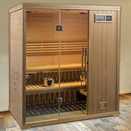 Hallmark Sauna