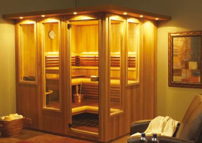 Designer – Mystique Sauna