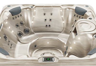 Pulse – 7 Person Hot Tub