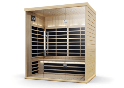 S825 Far-Infrared Sauna