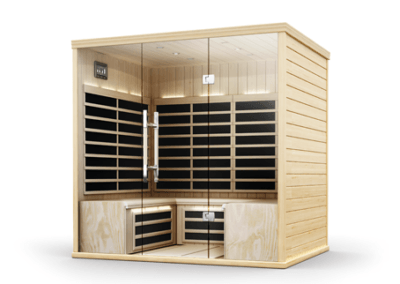 S840 Far-Infrared Sauna