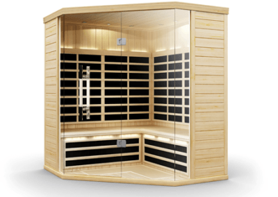 S880 Far-Infrared Sauna