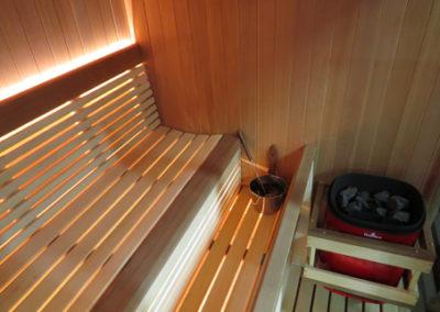 Designer – Serenity Sauna