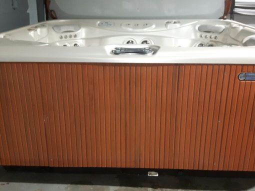 Hot Spring Vista 2011 Pre-owned Hot Tub