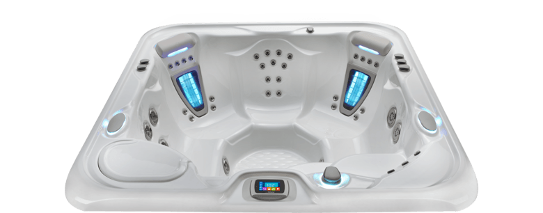 The Vanguard® NXT – 6 Person Hot Tub | Rocky Mountain Pools and on